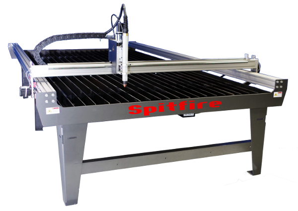 Spitfire CNC Plasma Table
