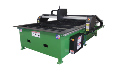 ezplasma  cnc green machine