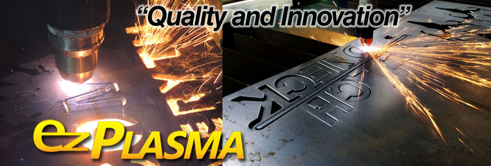 CNC Plasma Cutters by EZ Plasma - CNC Plasma Tables for any job.