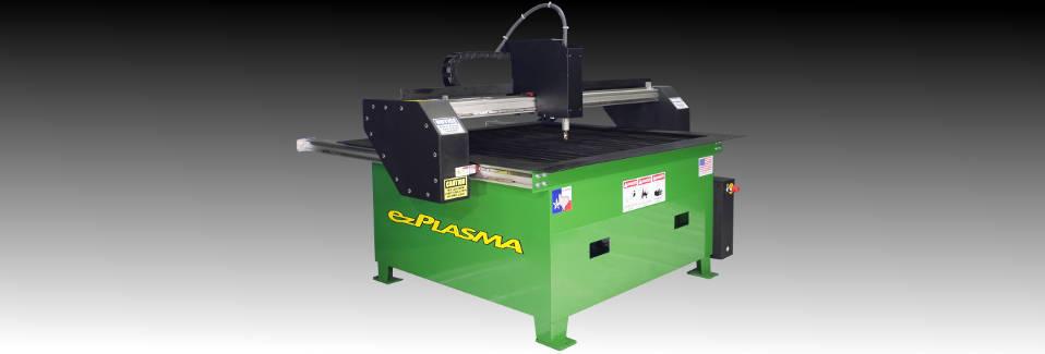 CNC Plasma Cutter Model: EZ Plasma SR